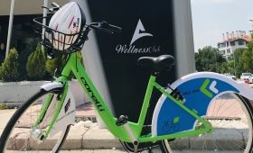 We provide bikes for you to explore city!