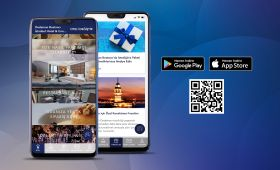 With Dedeman Hotels App That is Now Available For Download, Privileges are at Your Fingertips!